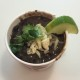 outer banks homemade soup - black bean chili